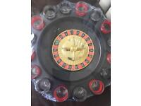 Brand new in package shot roulette - ideal stag do accessory