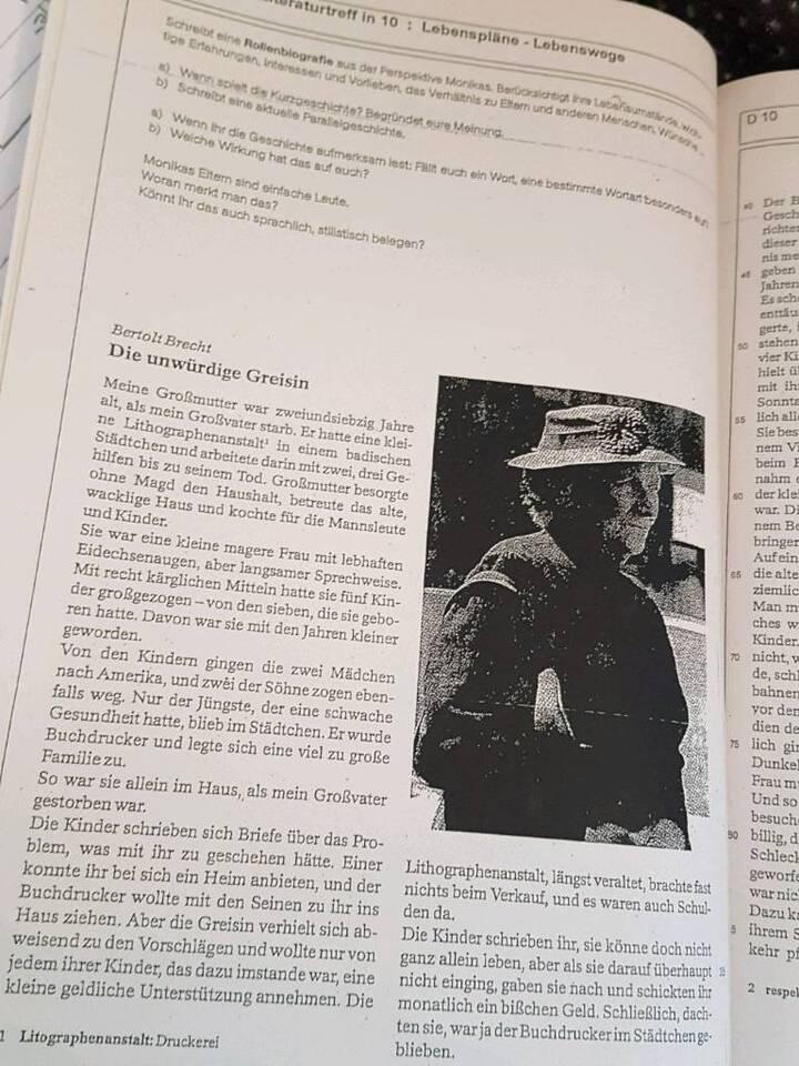 Kurzgeschichten deutsch einfache Merkmale einer