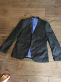 Men's M&S limited collection grey suit