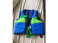 Swimming jackets