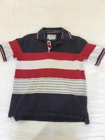Jasper J Conrad striped shirt