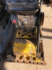 Wacker newson whacker plate spares or repairs vp1135