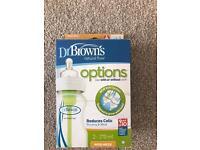 Dr browns 2 pack bottles 270ml brand new in box
