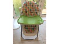 Mamas and Papas PESTO high chair