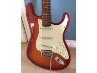 Squier Stratocaster Standard Cherryburst