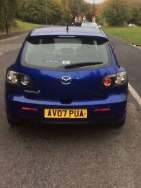 **Mazda 3 2.0 Diesel MOT UNTIL 31ST JULY £1650 ONO BARGAIN**