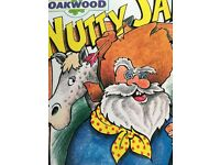 Wanted - Nutty Jakes Mine at Oakwood Park merchandise or momentos