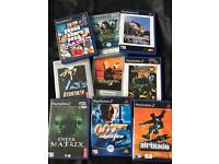 9 Playstation 2 Games (Sony PS2)