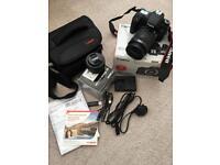 Canon EOS 760D + 2 x Lenses
