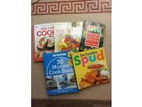 Cook Books Bundle QUICK SALE