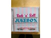 Rock 'N' Roll Greatest hits Double CD. 50p