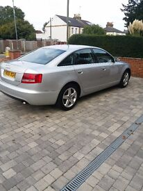 Audi A6 2.o TDI SE immaculate condition