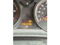 Astra van spares or repair engine and gearbox bargain car