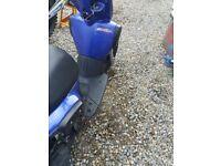 Yamaha moped 50cc