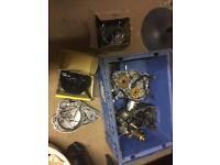 aprilia rs125 job lot of engine parts
