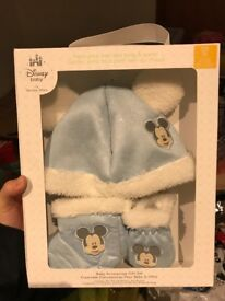 0-6M baby boy winter stuff