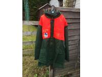 Tree hog chainsaw jacket