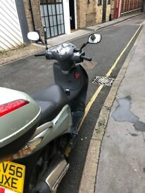 Honda psi 125 green very low mileage