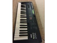Korg 707 Rare FM Performance Synth from 1988!