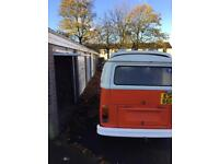 Storage wanted for VW campervan