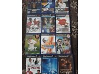 Over 50 Play Station 2 Games £1 each 6 for £5 - £25 the lot