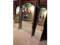 Gorgeous vintage mirror - 3 mirrors