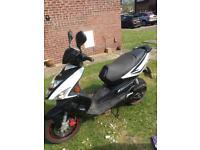 TGB R50X Scooter/Moped