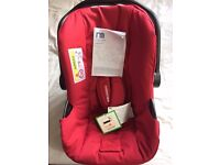 Brand new car seat with tag on- Mothercare from birth to 15 months. Collection Only,Birmingham. £30