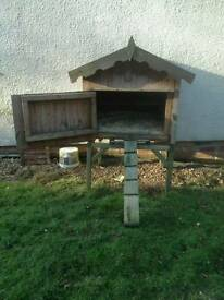 4/5 bird chicken coop
