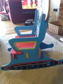 Thomas the tank engine rocking chair