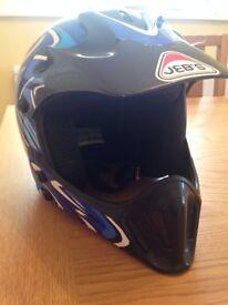 Quad biking helmet (x small)