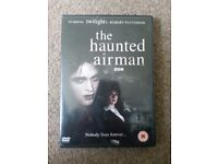 Title :The Haunted Airman. Starring is ROBERT PATTINSON from TWILIGHT