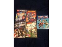 Children's DVD bundle for £5