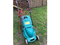 Free Electric Lawn Mower