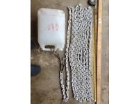 10m 5/16 Galvanised Anchor chain