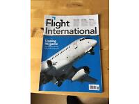 Flight Magazine, complete archive 1964 - 2016, approximately 2,500 issues, excellent condition