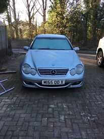 Private plate included in price - Mercedes 220 CDI