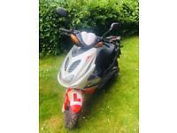 Yamaha Aerox YQ50