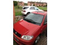 2004 Fiat Punto active sport 1.2