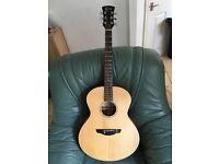 Faith Naked Neptune acustic guitar