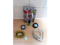 Green make up & accessory bundle - ALL BRAND NEW NEVER BEEN USED!!!!