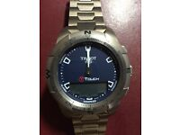 Tissot Touch 2 Full Titanium Watch and Strap