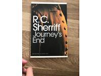 R.C Sherriff Journey's End