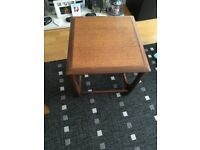 Lounge/sitting room lamp table