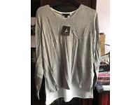 Primark size 12 jumper shirt