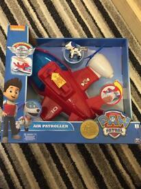 Paw patrol air patroller still in box!!!