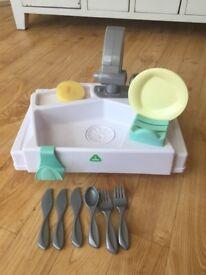 ELC wash up sink