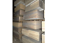 MEZZANINE FLOOR BOARDS - 9045 SQUARE METRES AVAILABLE, APPROX 600 BOARDS New Condition