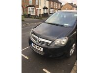 Vauxhall Zafira For Sale!! PCO Registered