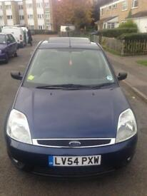 FORD FIESTA AUTOMATIC , LOW MILEAGE, SUNROOF